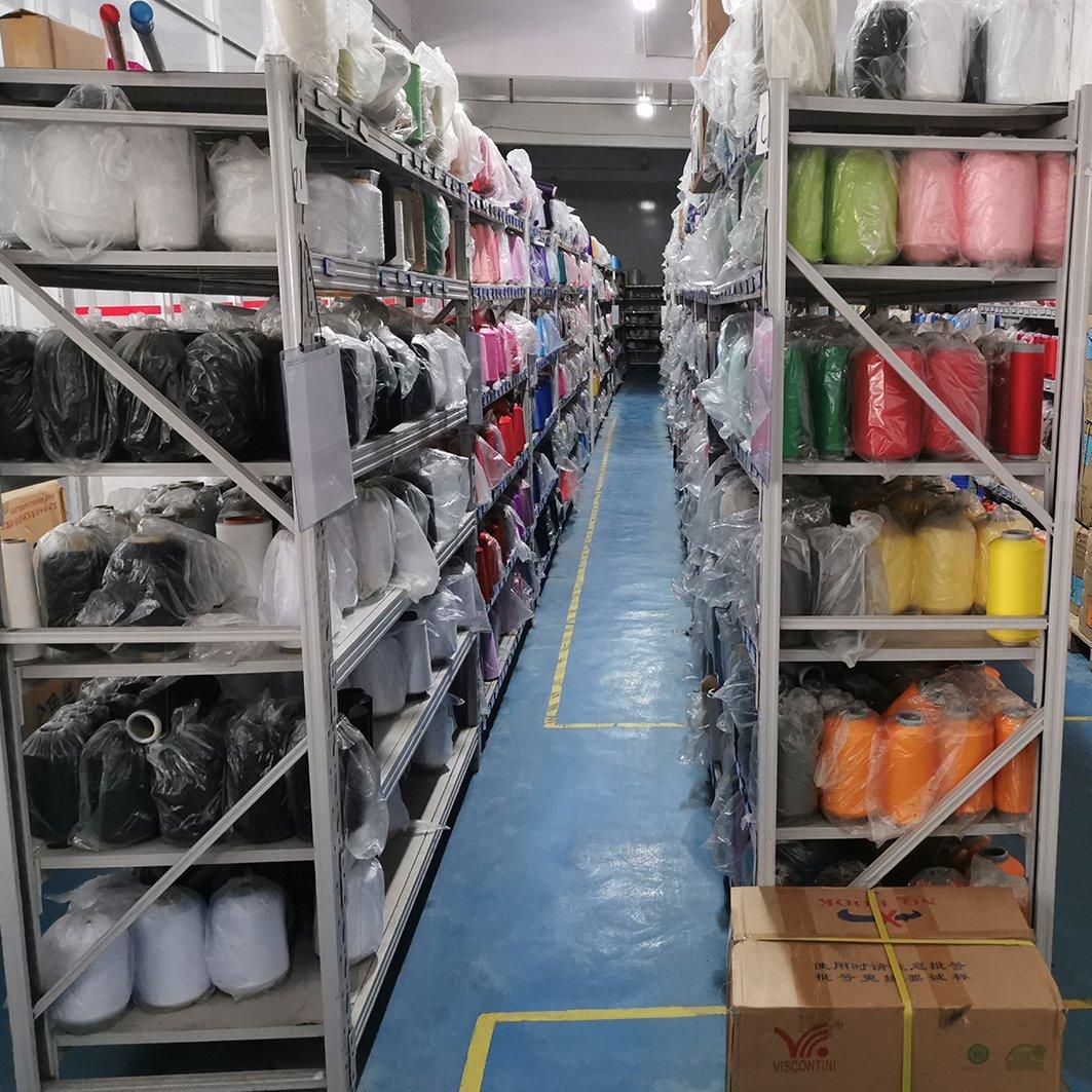 Yarn warehouse