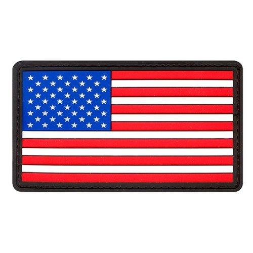 Custom Flag PVC Label Patch