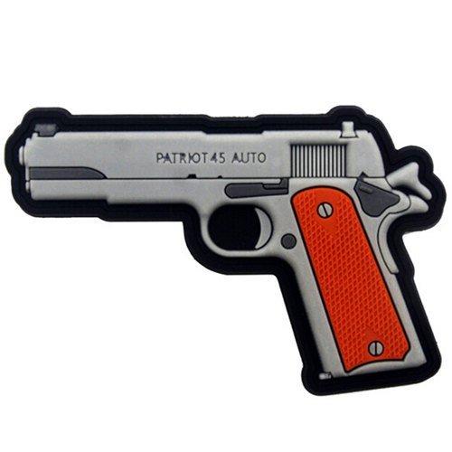 Custom Tactical Rubber PVC Patch Badges