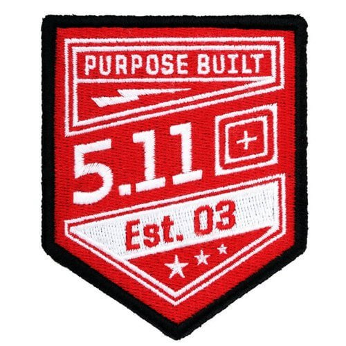 Custom 5.11 Morale Patches Badges