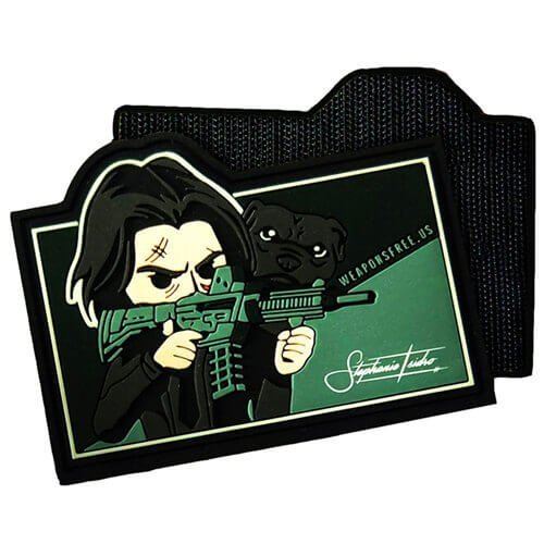 Custom John Wick Morale Patch