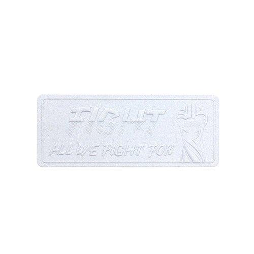 Custom Private Reflective Logo TPU Label
