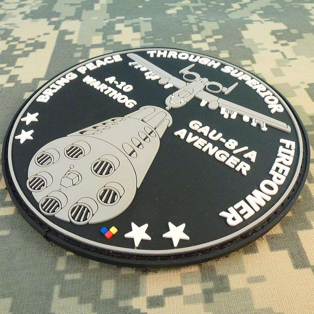 Wholesale custom air force rubber patch with factory price