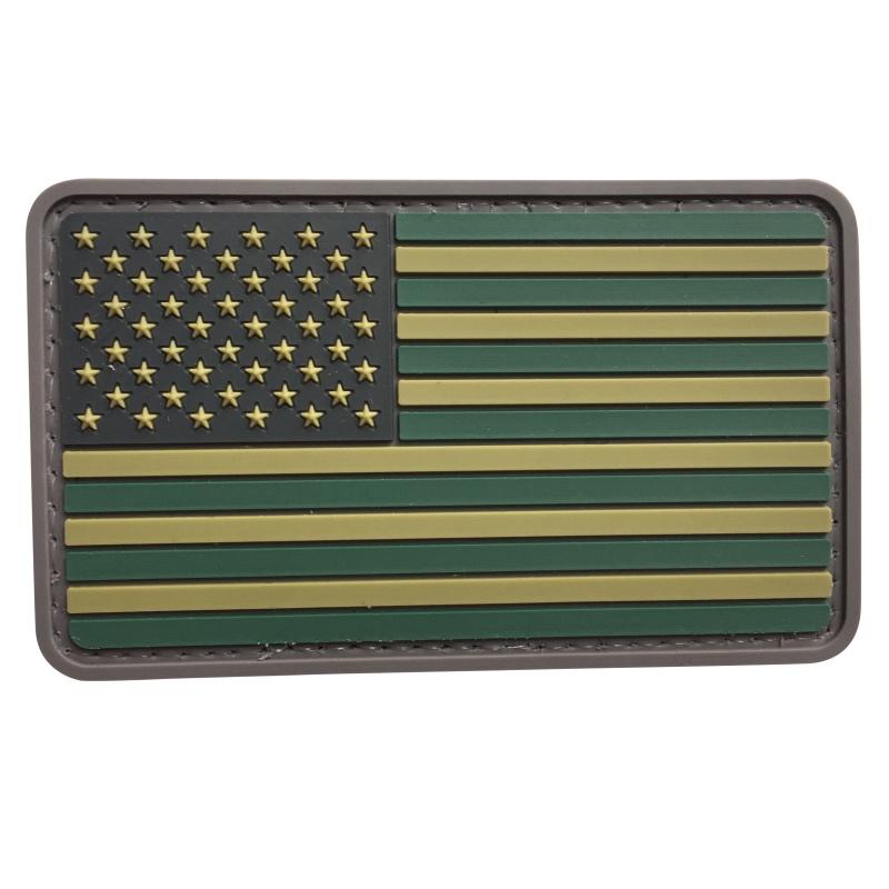 US Flag Patch American USA Flag Military Tactical Uniform Emblem Patches