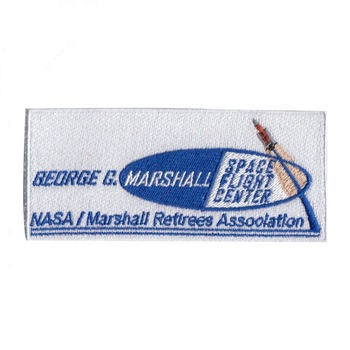 NASA Airspace Embroidery Custom Patch for Clothing