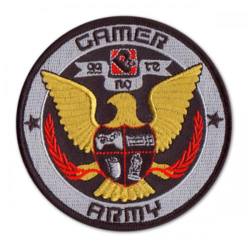 Gamer Army Patch
