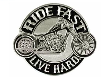 Embroidered Motorcycle Patches Wholesale