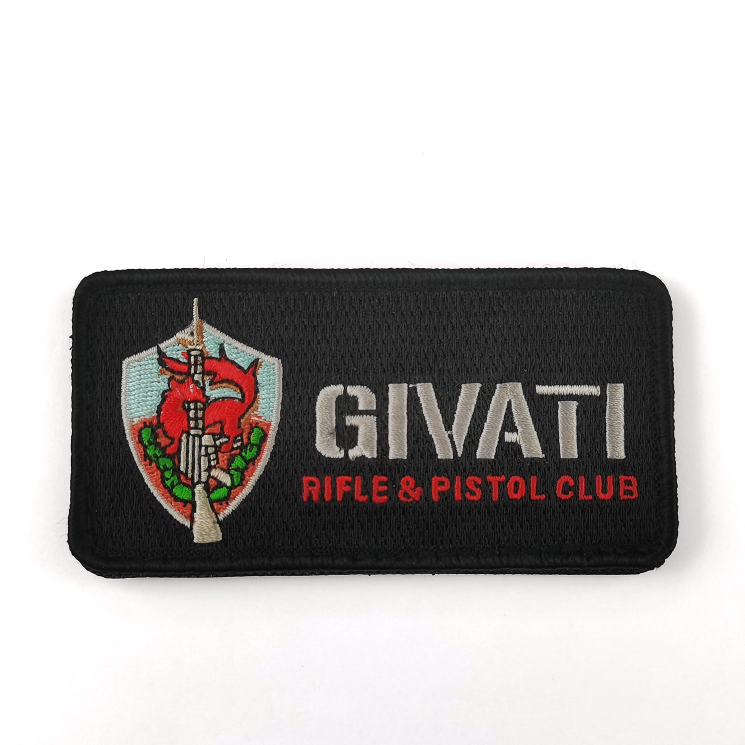Custom Embroidered Patch Hat Label Custom Patches Letter Iron on Embroidery Patch For Clothing