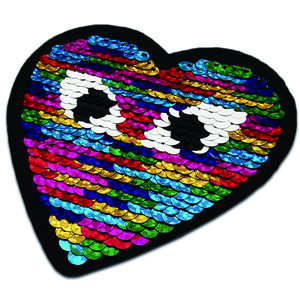 Customize sequin patch