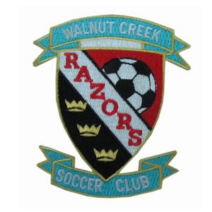 Soccer patch